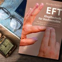EFT KLOPFTECHNIK FÜR HOCHSENSIBLE von Monika Richrath, ISBN 978-3-9817975-4-1